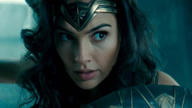 Wonder Woman B 6-17